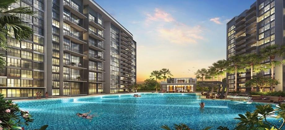 0 Skypark Residences Swimmingpool
