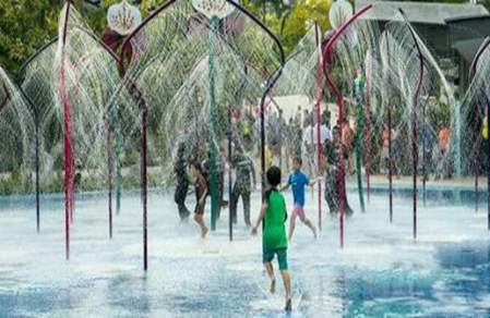 Design Builder And Contractor For Water Play Singapore