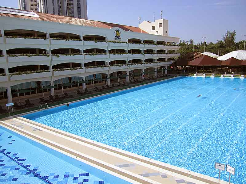Swimming Pool Water Features Singapore Portfolio